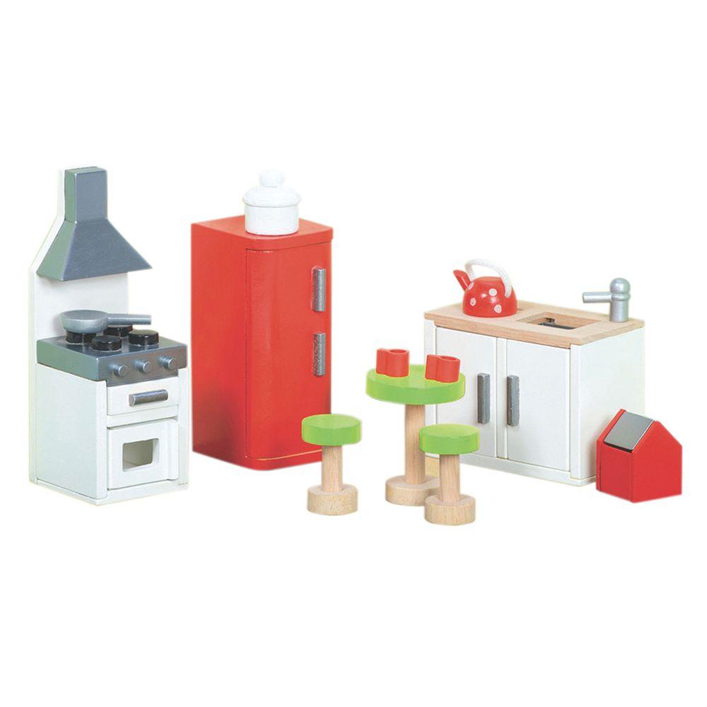 英國 Le Toy Van - Sugar Plum 現代休閒風系列 - 廚房