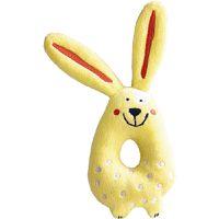 JAKO-O 野酷 - 幼兒抓握安撫玩偶-兔子 X 1