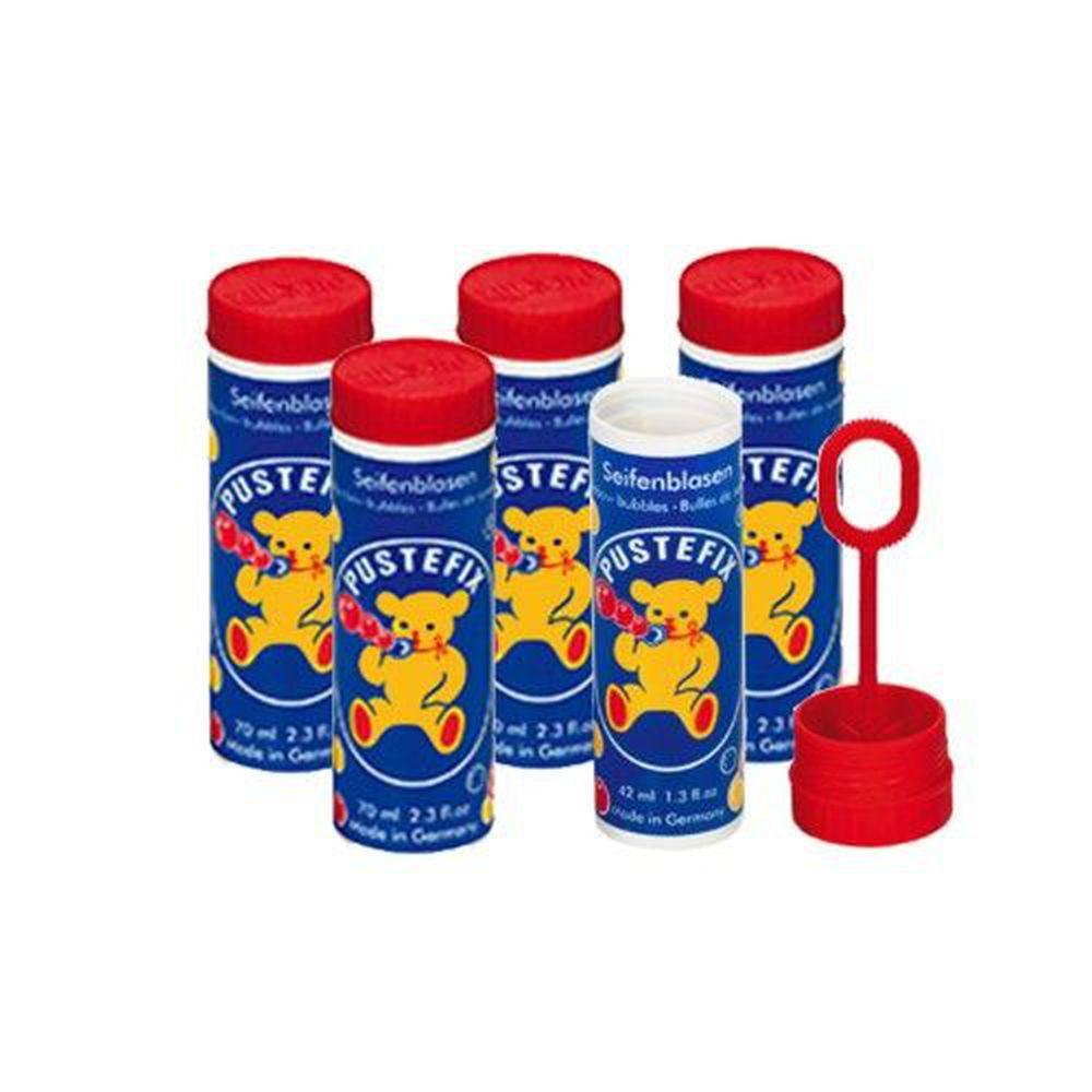 德國 Pustefix - 經典款魔法泡泡瓶5入-70mlx5入