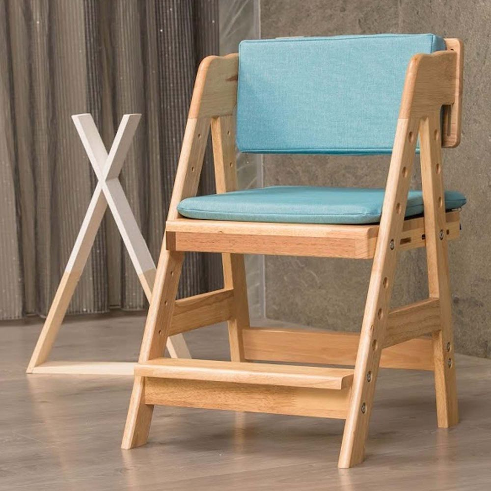 MyTolek 童樂可 - 學學椅-藍