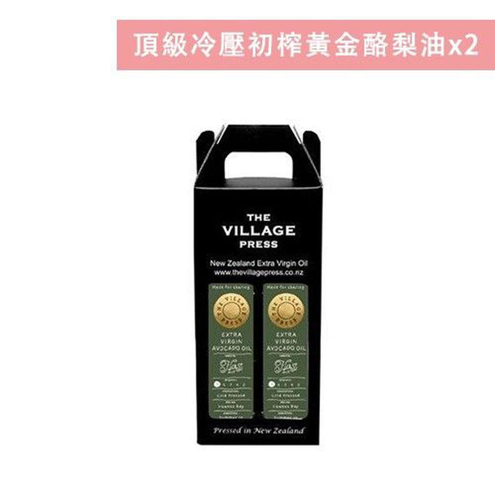 壽滿趣 - 紐西蘭廚神 頂級優惠兩件禮盒組-頂級冷壓初榨黃金酪梨油*2-250ml*2
