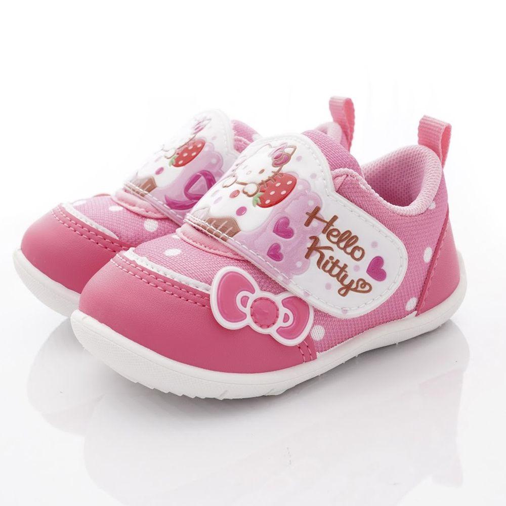 HELLO KITTY - 甜心凱蒂運動鞋款(小童段)-桃
