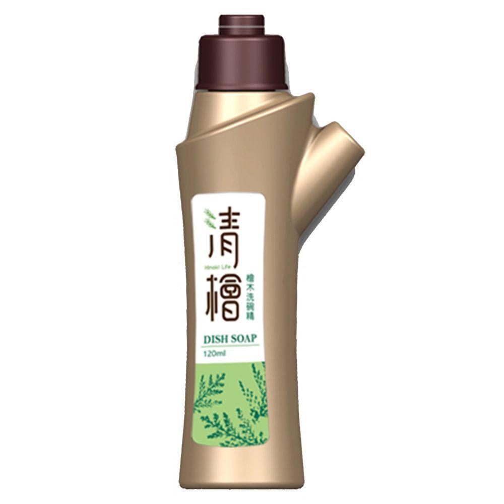 清檜 Hinoki Life - 檜木洗碗精-120ml/瓶