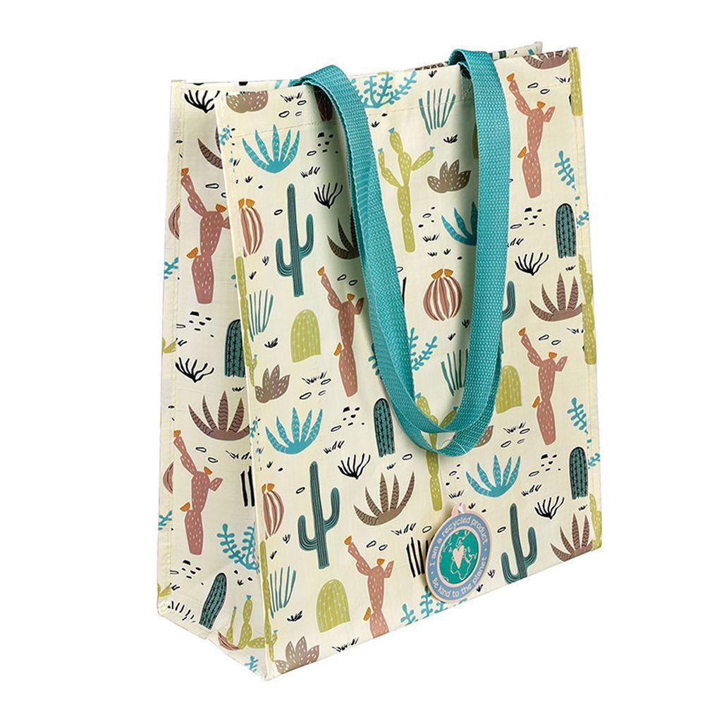 英國 Rex London - 環保多功能購物袋/萬用袋-沙漠世界