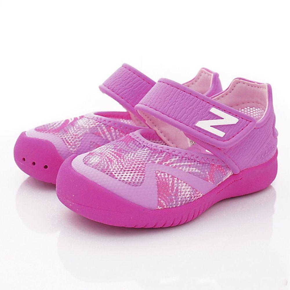 New Balance - New Balance慢跑鞋-超輕量速乾鞋款(小童段)-粉