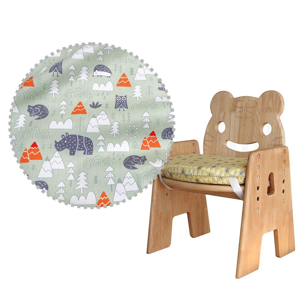 環安家具 - 動物椅坐墊-森林小夥伴