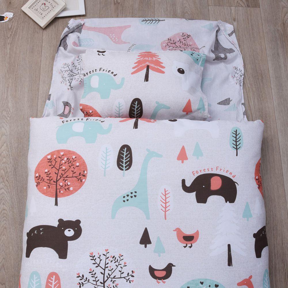 日本濱川佐櫻 - MIT純棉冬夏兩用兒童睡袋-狂歡派對