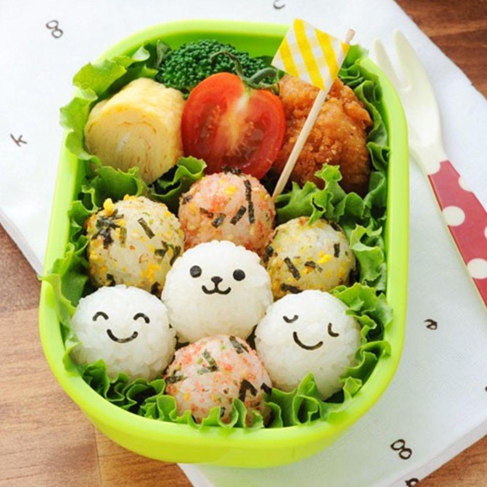 日本 Arnest - 米飯模具組-一口小湯圓-1顆約10g飯量