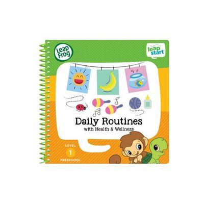 LeapStart Jr. Books: 幼兒4-生活習慣