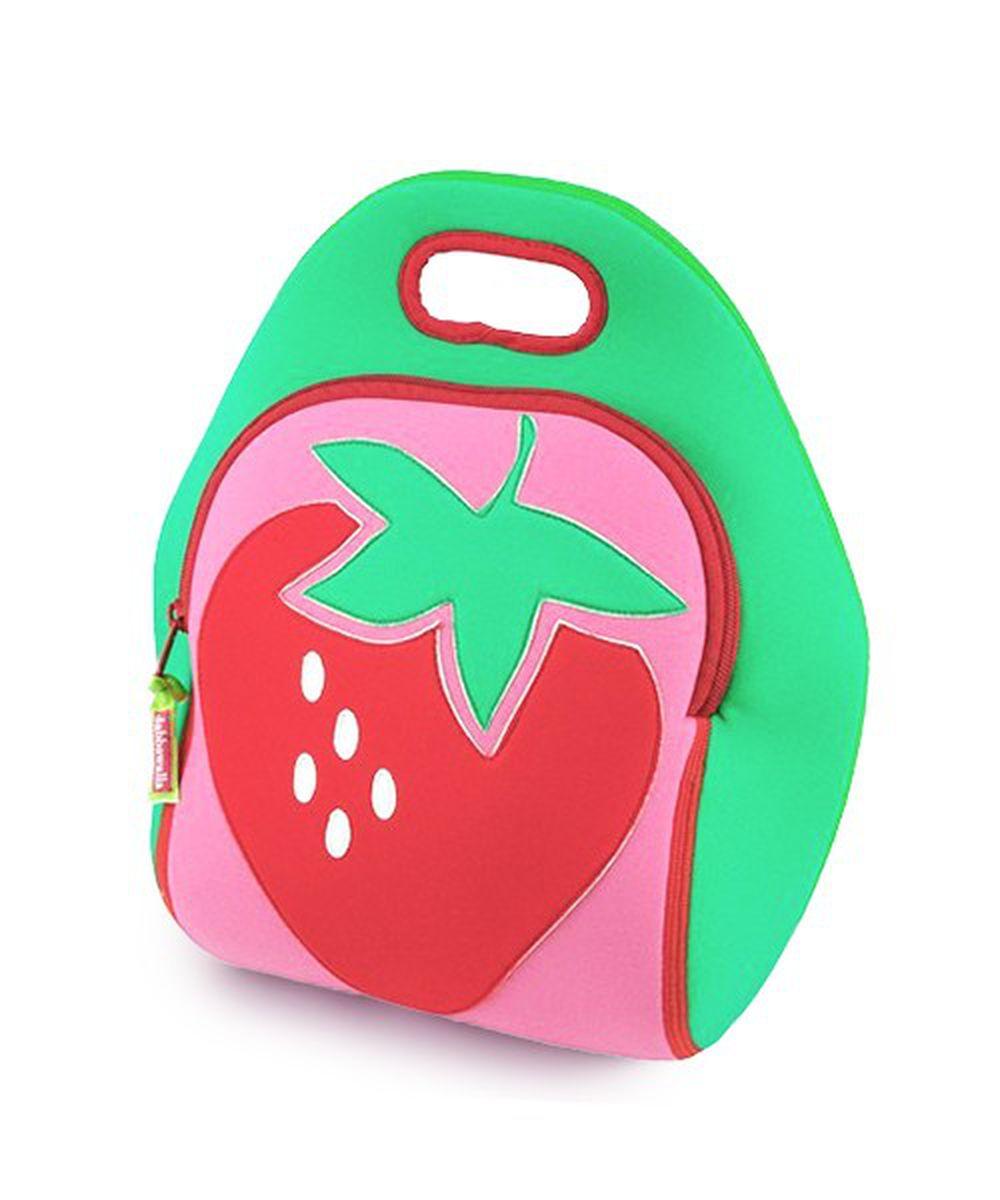 美國 Dabbawalla - 瓦拉包-小草莓手提包