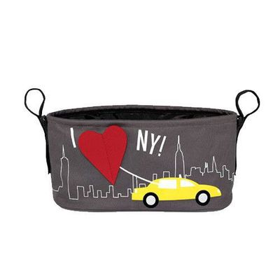 CityBucket推車置物袋-紐約客