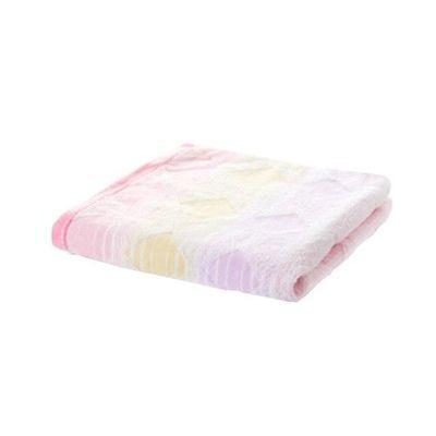 今治彩虹毛巾-花火粉 (34x80cm)