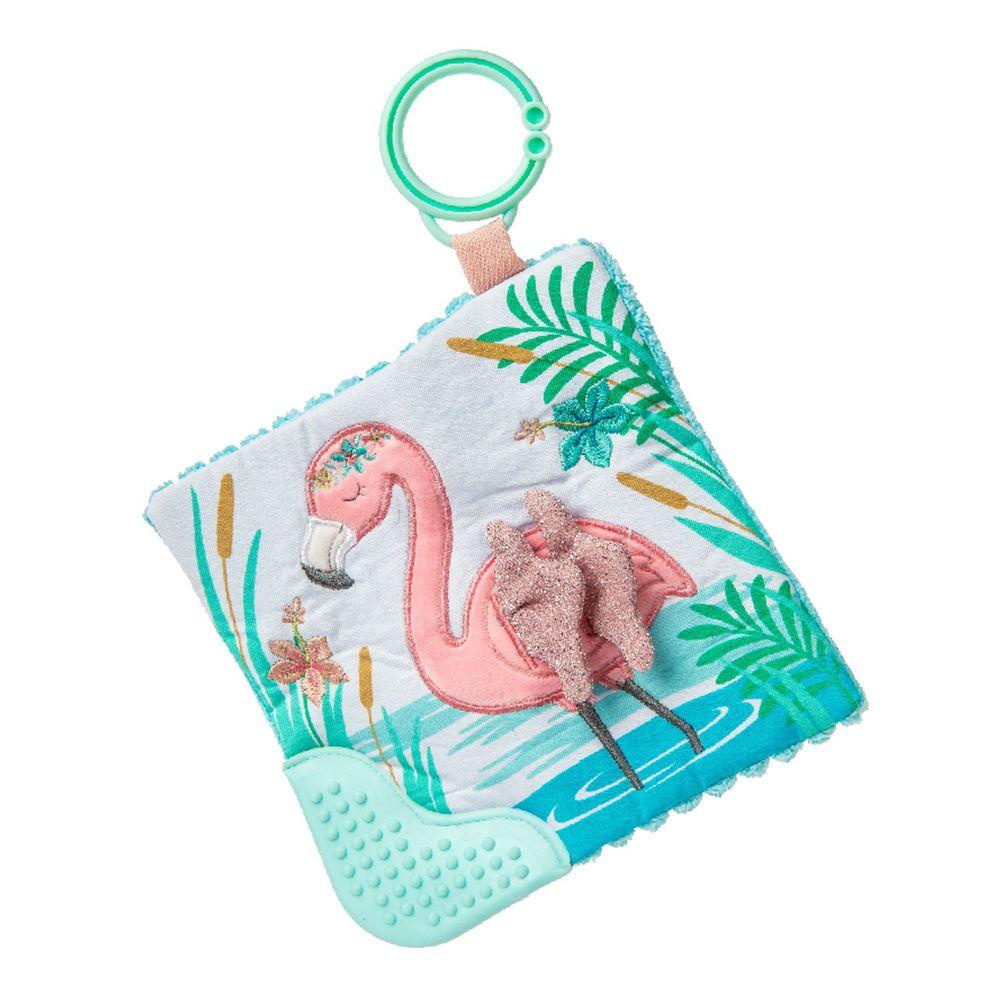 美國 MaryMeyer 蜜兒 - 多功能固齒沙沙紙-浪漫火烈鳥