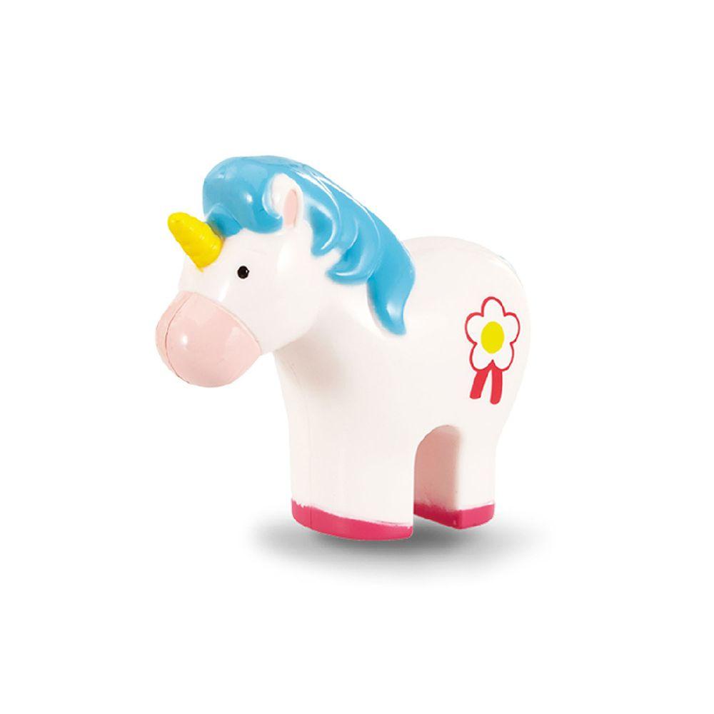 英國驚奇玩具 WOW Toys - 小人偶-獨角獸 亮晶晶