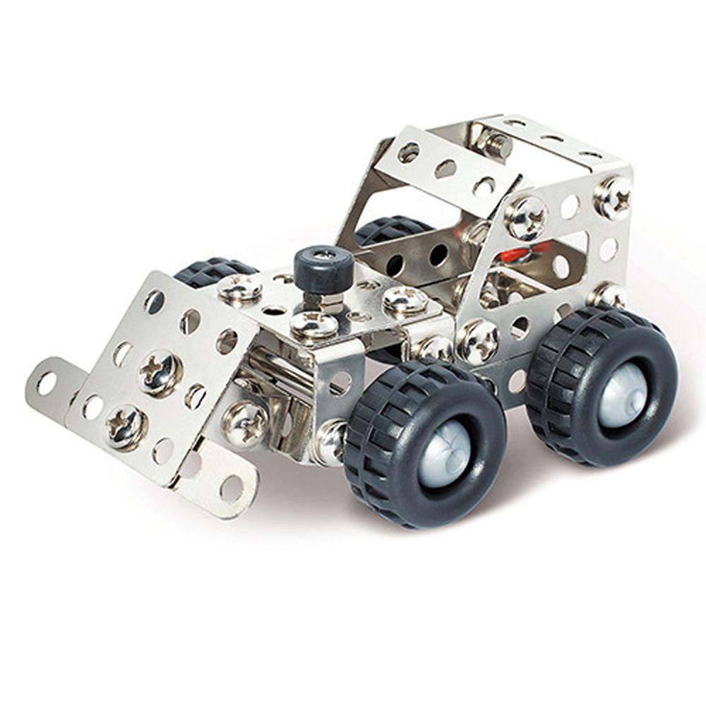 德國 eitech - 益智鋼鐵玩具-迷你推土機 C52