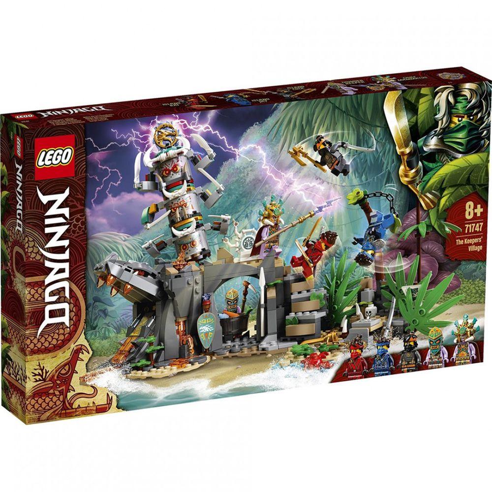 樂高 LEGO - 樂高積木 LEGO《 LT71747 》 NINJAGO 旋風忍者系列 - 守護者之村-632pcs