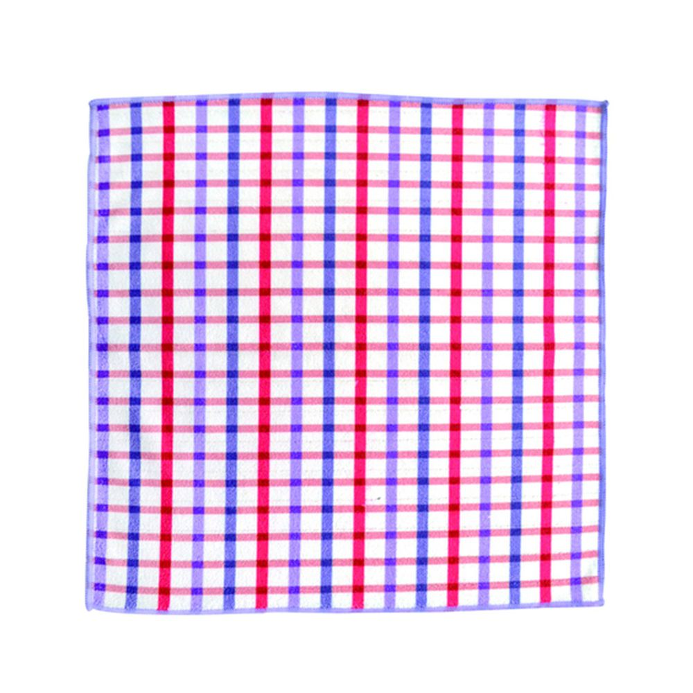 日本 SOWA 創和 - 日本製銀纖維抗菌99%超細纖維萬用巾-淡紫 (30*30)