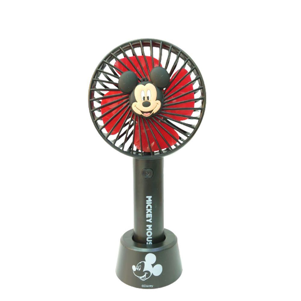 迪士尼小風扇-米奇