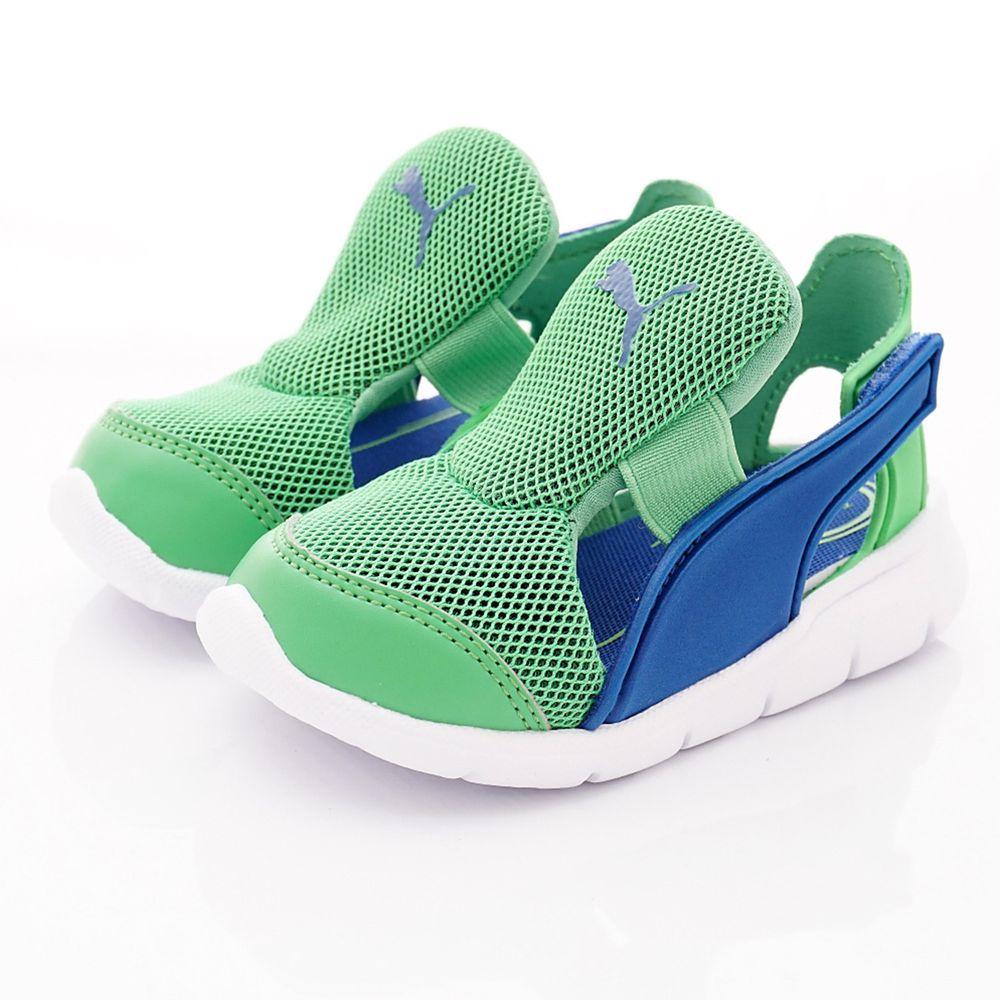 puma - PUMA童鞋-輕量運動涼鞋款(小童段)-綠