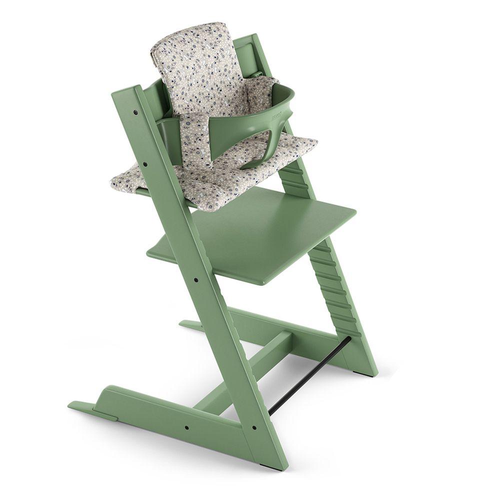 Stokke - Tripp Trapp 成長椅經典座墊-花園兔子