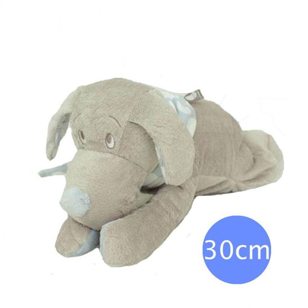 比利時 Dimpel - 經典FIFI狗-粉藍鼻 (30cm)