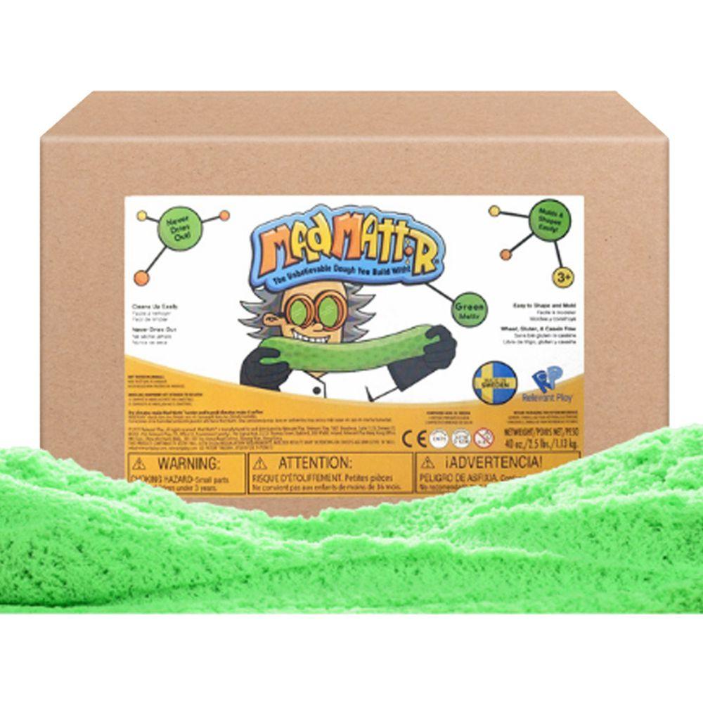 瑞典 Mad Mattr - 瑞典瘋狂博士MM沙-重量包-蘋果綠-40oz