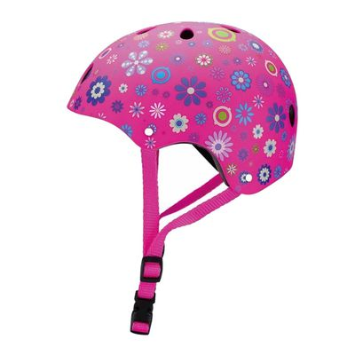 Globber 安全帽-繽紛桃 (XS(適合頭圍51~54cm))