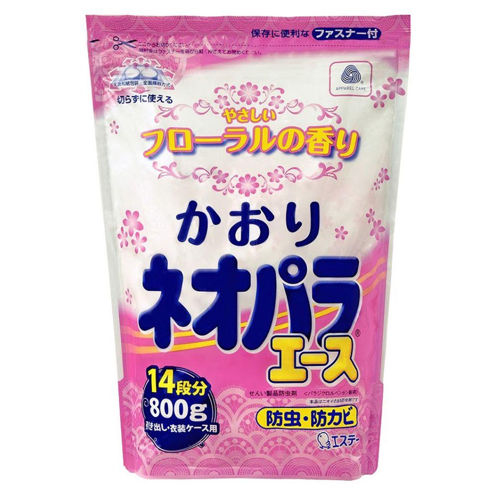 日本 ST雞仔牌 - 花香防蟲防霉(小包)800g