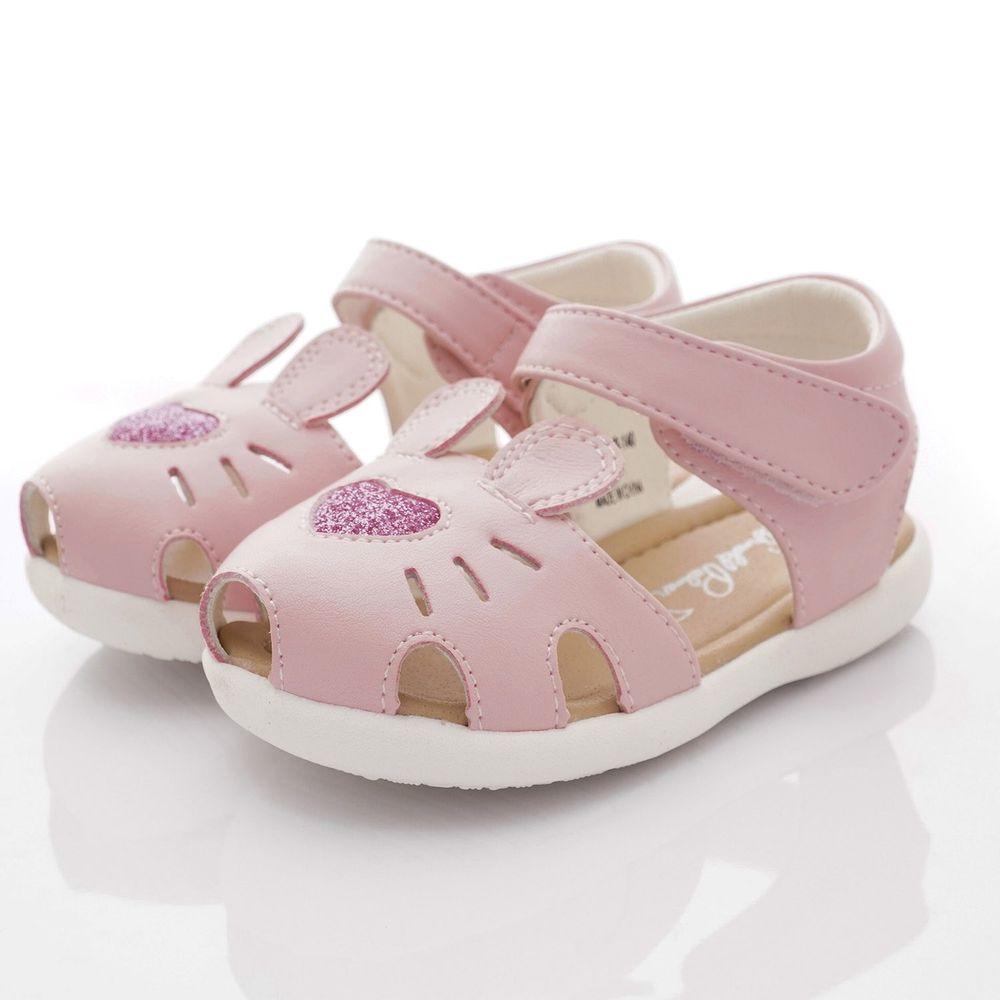 Arnold Palmer 雨傘牌 - 愛心造型涼鞋款(寶寶段)-粉紅
