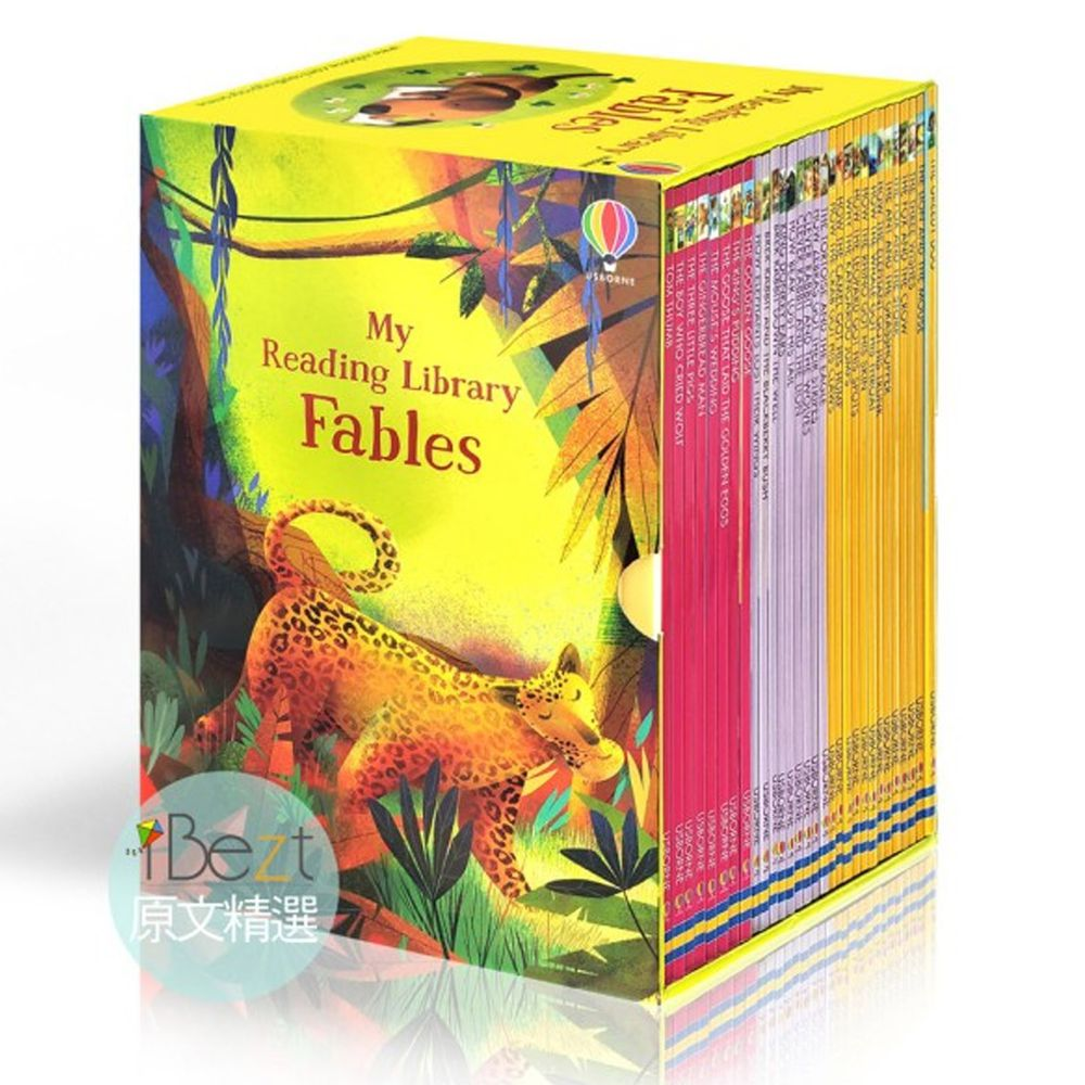 My Reading Library Fables(Usborne寓言故事集)