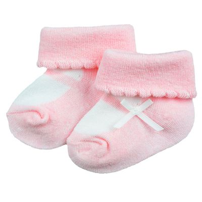 新生兒反折襪