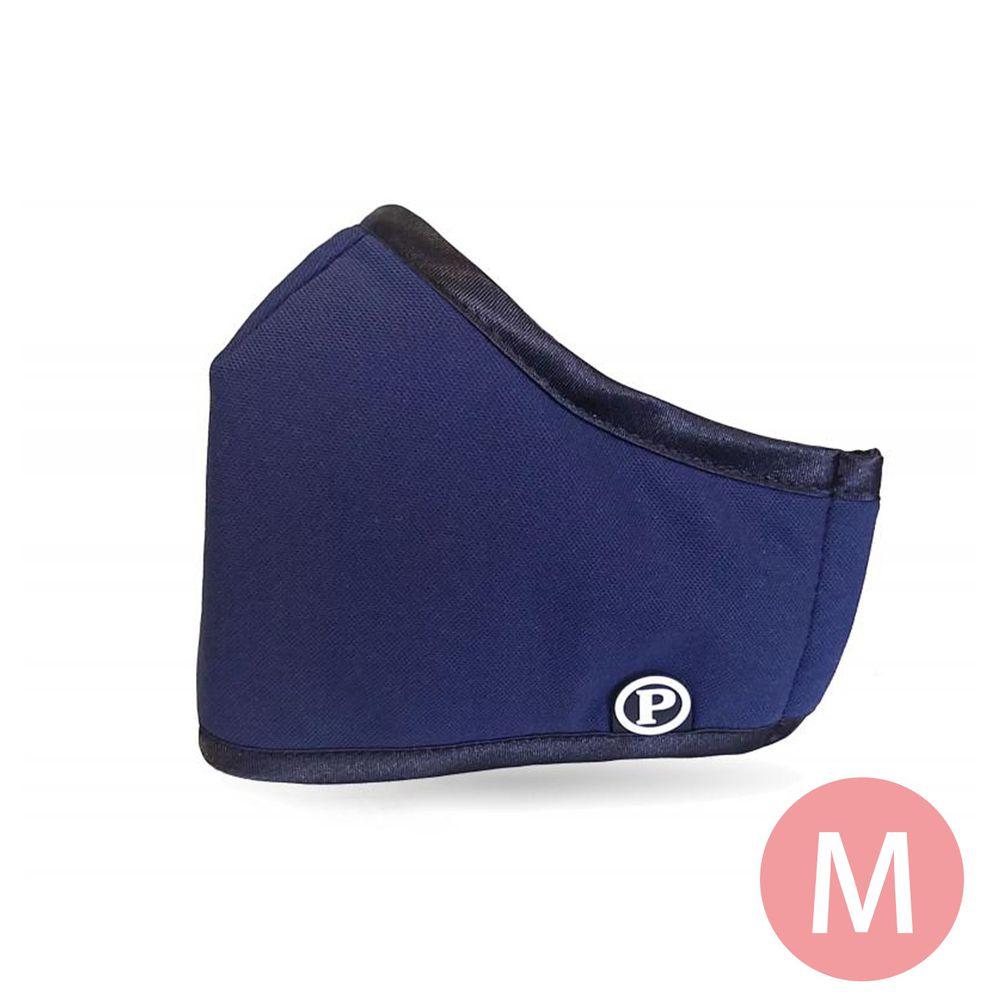 PYX 品業興 - 滅菌防霾可水洗口罩-性格藍-M(7歲以上/女性)