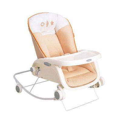 日本 Combi - Prumea 安撫餐搖椅床-S 款-0個月起~2歲