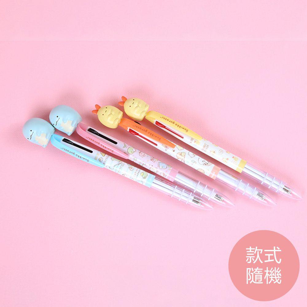 韓國代購 - 角落生物三色原子筆-隨機款式