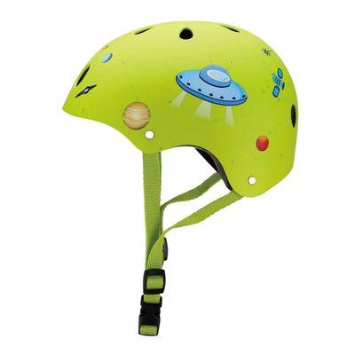 Globber 安全帽-火箭綠 (XS(適合頭圍51~54cm))