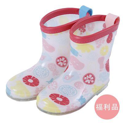 (福利品特價)小童雨鞋-水果世界 (19cm)