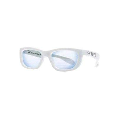 兒童抗藍光眼鏡-純淨白