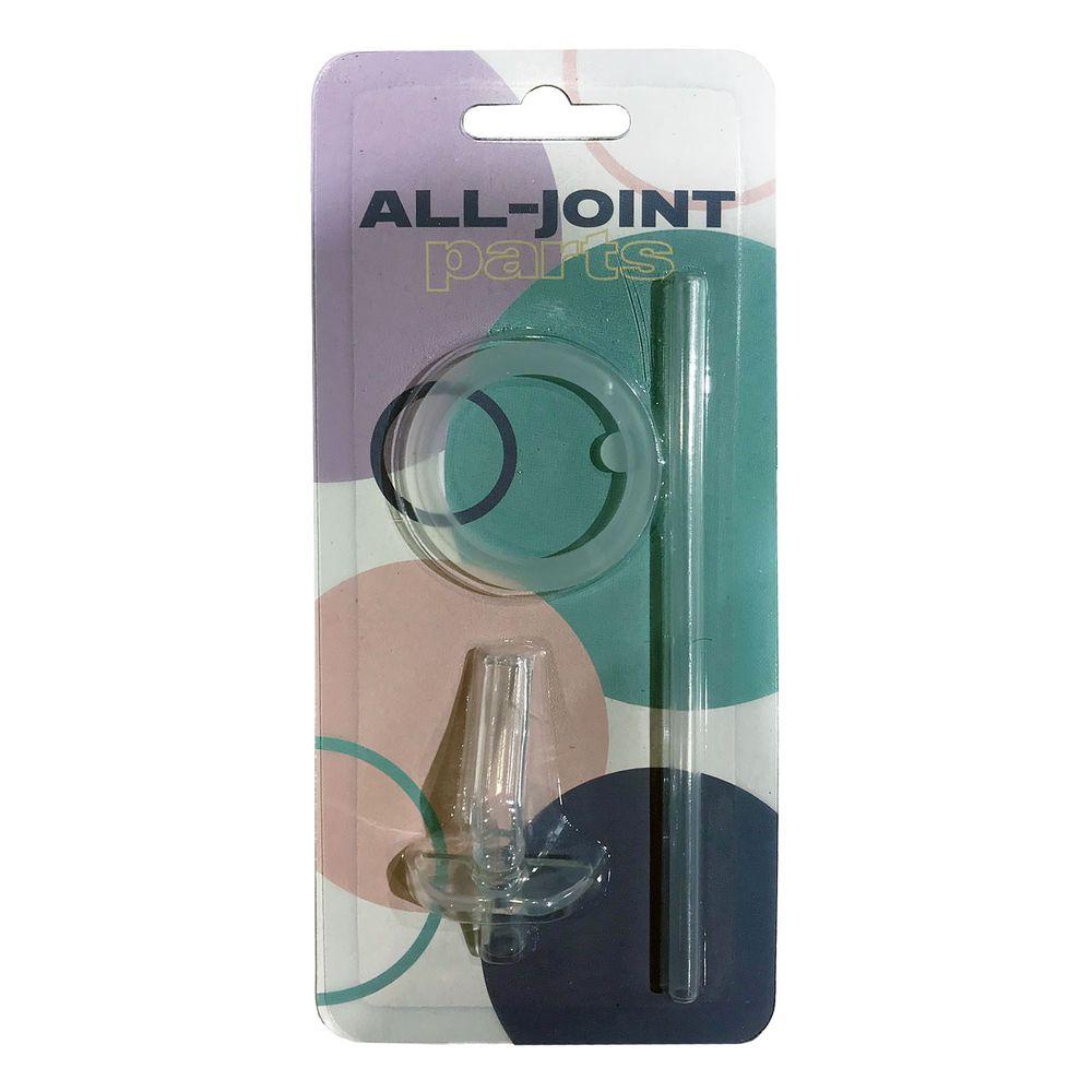義大利 All joint - BB10系列保溫瓶 吸管零件組-適用於哆啦A夢百寶袋保溫瓶、彩虹小馬藍色保溫瓶