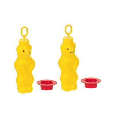 魔法泡泡熊2入組-顏色隨機-180mlx2
