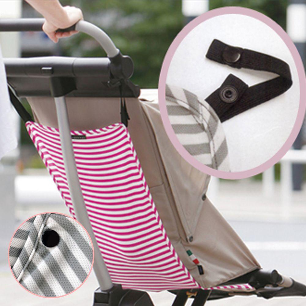 日本 Eightex - 手推車專用抗UV隔熱罩-灰色
