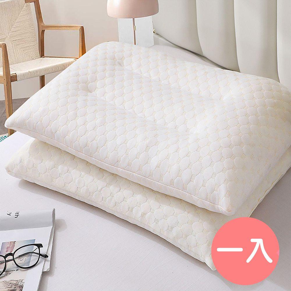 MIGRATORY 媚格德莉 - 泰國100%天然顆粒乳膠兒童枕工學型 (50x30x7(+-5%))-一入