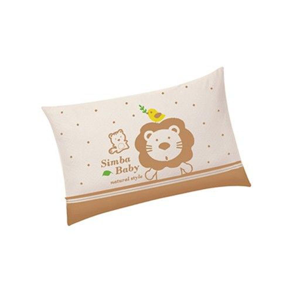 Simba 小獅王辛巴 - 有機棉兒童枕 (約31x48cm)