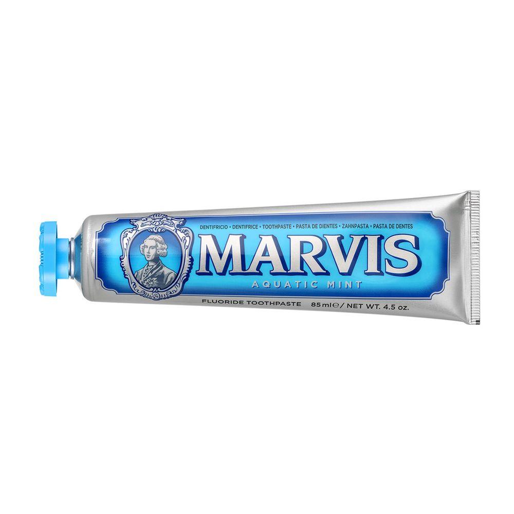 義大利Marvis - 海洋薄荷牙膏-藍 (85ml)