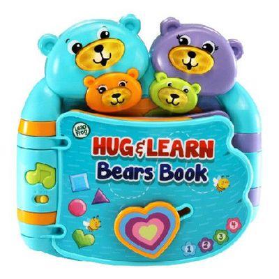 小熊家族有聲學習書