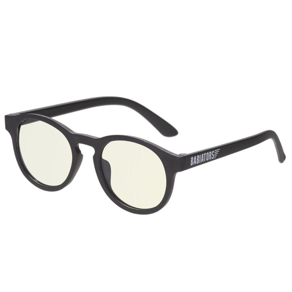 Babiators - 兒童太陽眼鏡-藍光系列-時尚雅黑-抗藍光眼鏡