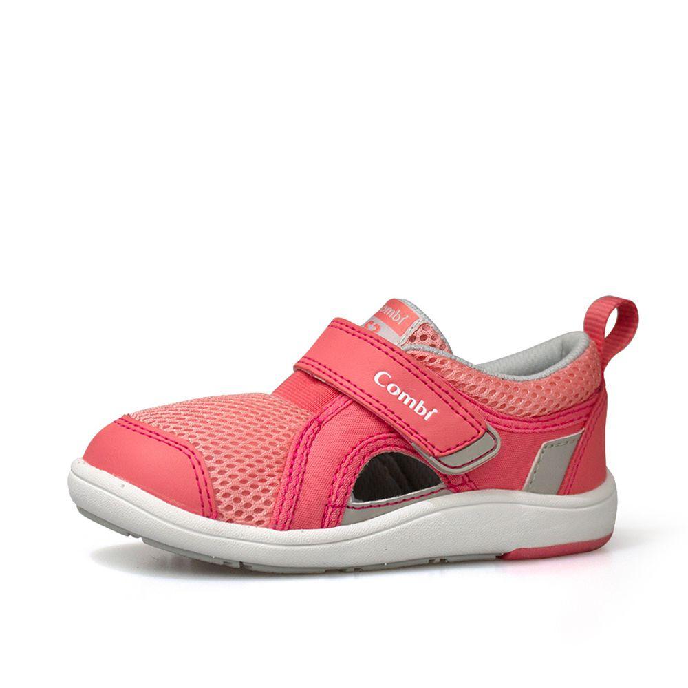 日本 Combi - 機能童鞋/學步鞋-2020年度鉅作新品CORE-S穩健步態機能鞋C02-粉