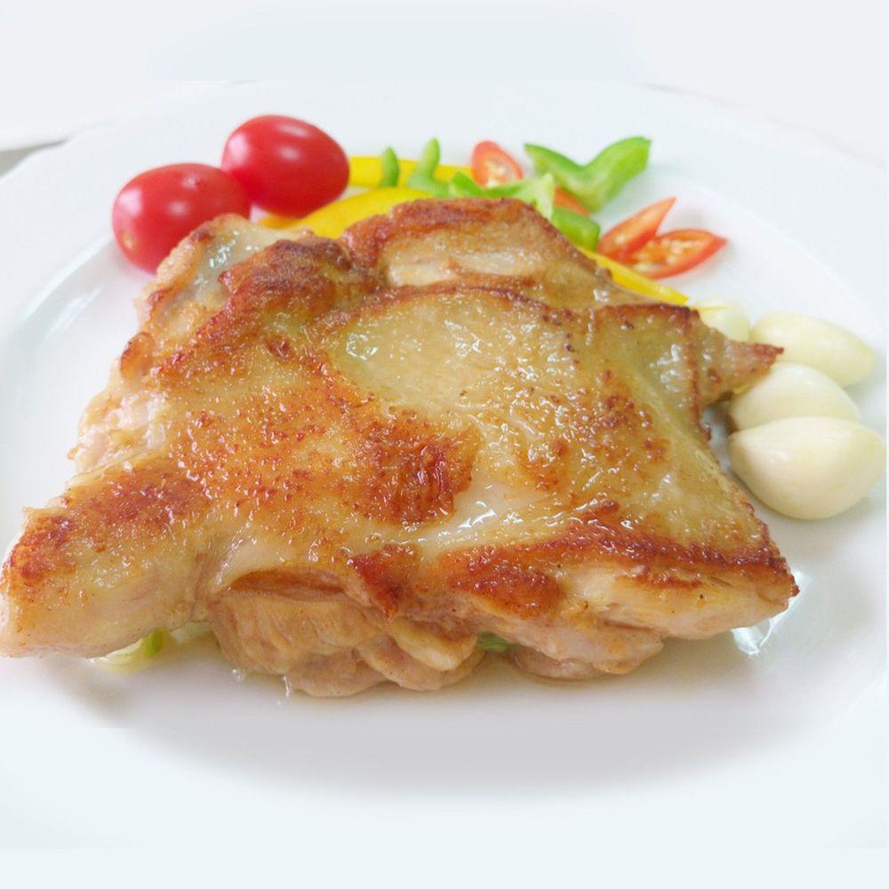 卜蜂 - 醃漬去骨雞腿排/蒜味(200g)