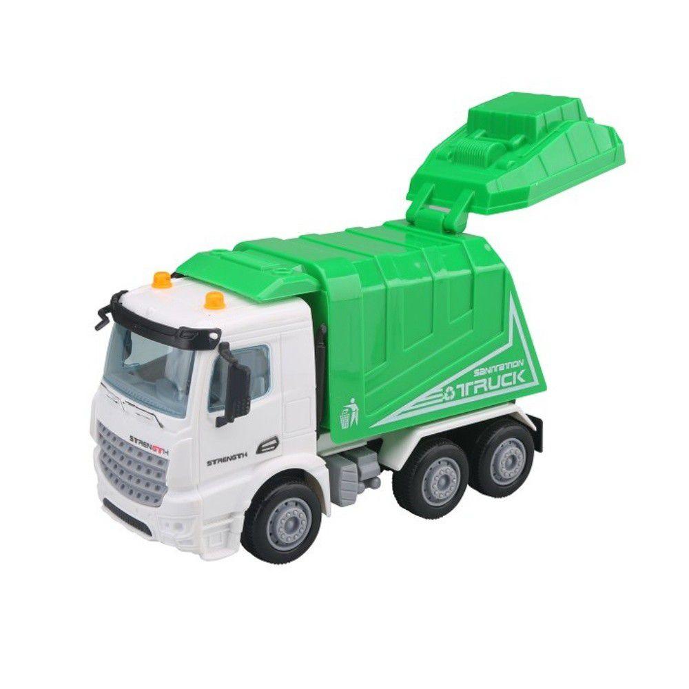 樂彩森林 - 1:40磨輪車系列-環保垃圾車
