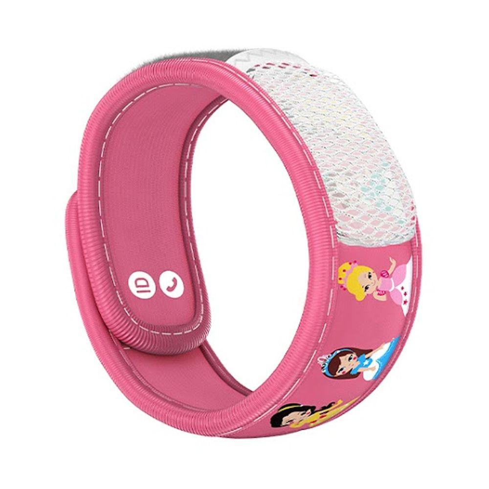 法國 PARA'KITO 帕洛 - 天然精油防蚊兒童手環-公主款
