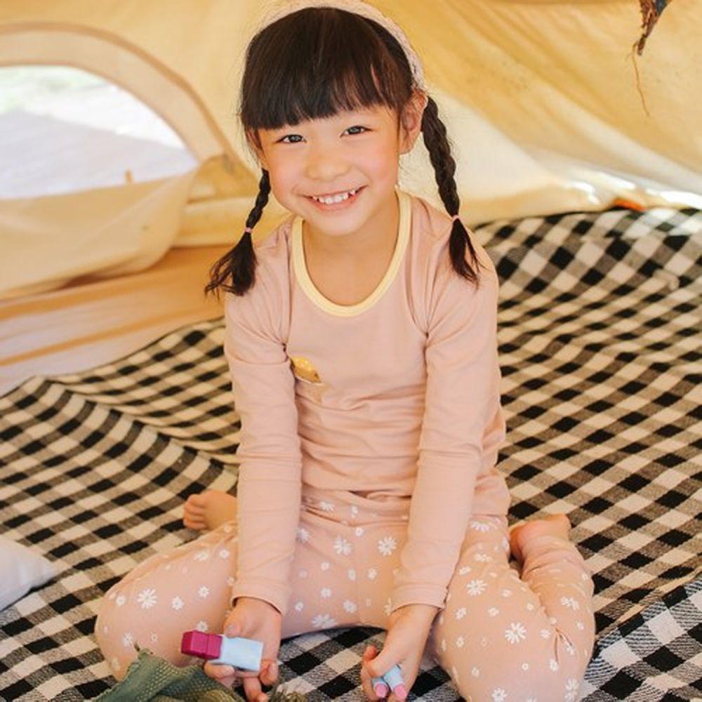 minihope美好的親子生活 - 四季居家套裝-黃喉貂-粉